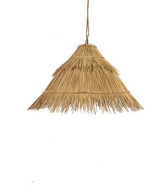 Rock The Kasbah Reed lampshade 'Fan'