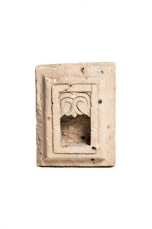 Antieke tempelsteen #3 - Indië