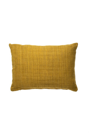 Valentina Hoyos Cushion - Amarillo Cebola - wool