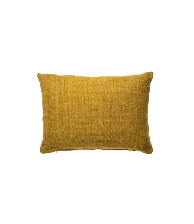 Cushion - Amarillo Cebola - wool
