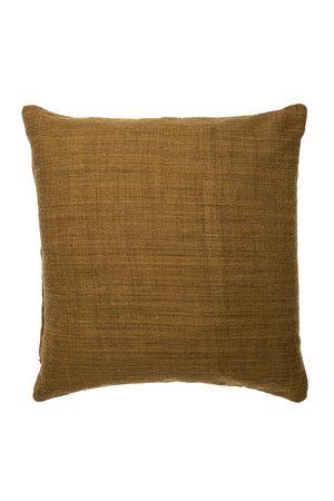 Valentina Hoyos Cushion - Cebola Oscuro - wool
