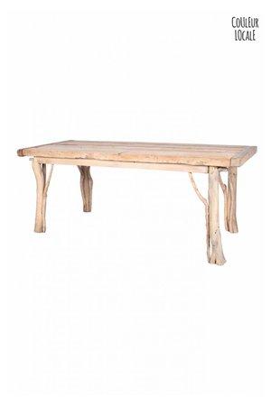 Rock The Kasbah Original dining table 'Etabli'