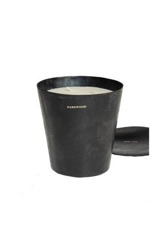 Geurkaars - Darkwood - 1,25 kg