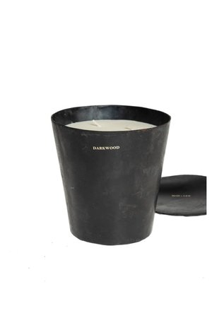 Scented candle - Darkwood - 1,25 kg
