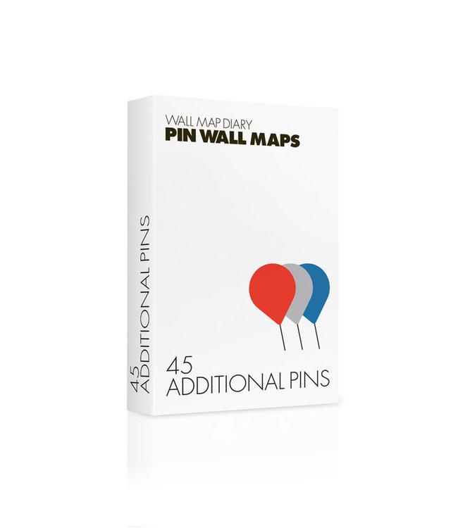 Additional pins - 45 pcs