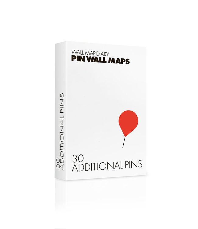 Additional pins - 30 pcs