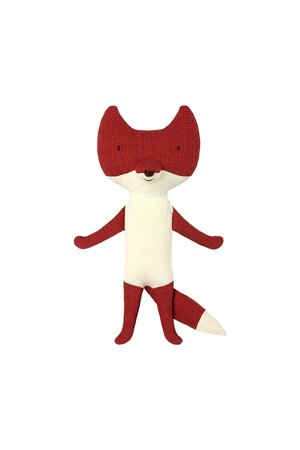 Maileg Mini fox - red