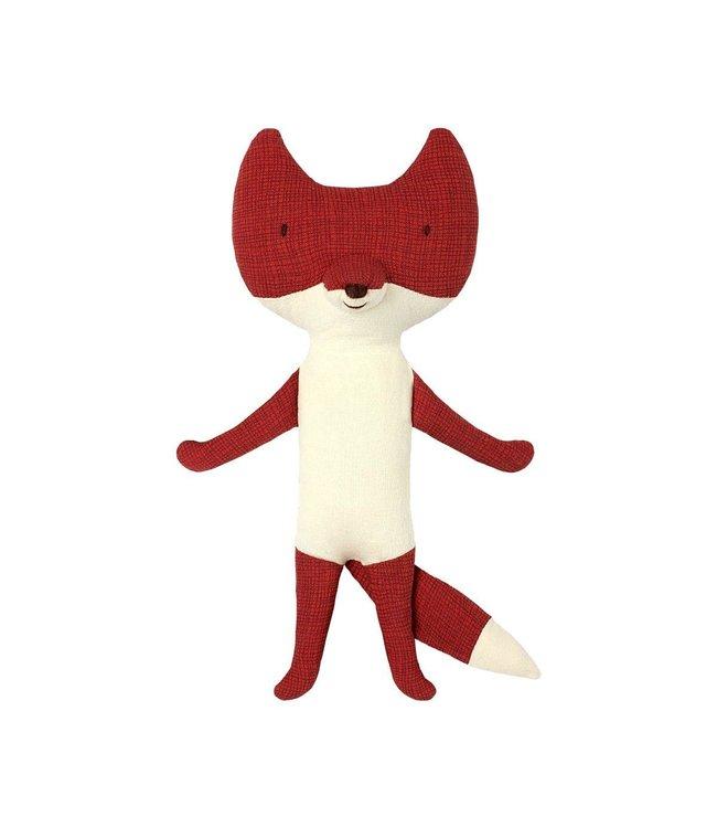Maileg Mini fox - red