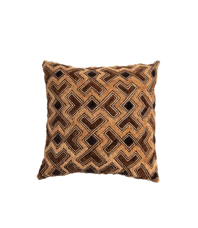 Velours du Kasai Cushion