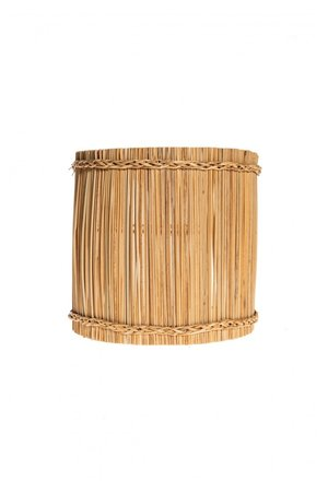 Rock The Kasbah Wall lamp wicker 'Jonc'
