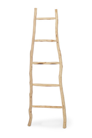 Rock The Kasbah Olijfhouten ladder