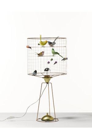 Challières Birdcage lamp