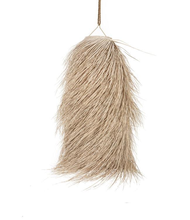 Palm klok hanglamp