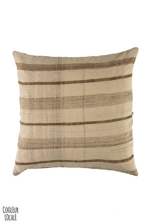 Couleur Locale Kilim cushion #19 - Morocco