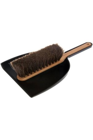 Iris Hantverk Dustpan and brush