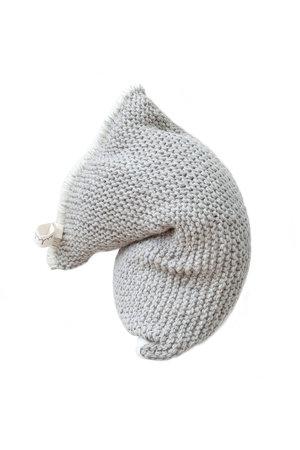 Zilalila Zilalila nest bean bag - light grey
