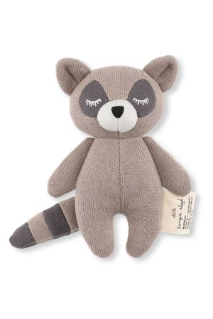 Konges Sløjd Mini racoon - brown