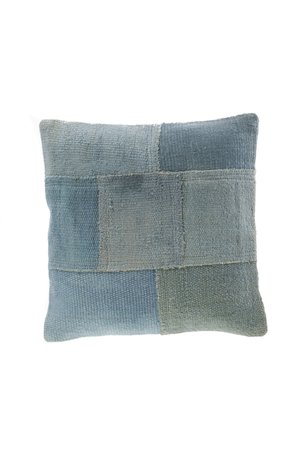 Kelim cushion - blue - Turkey