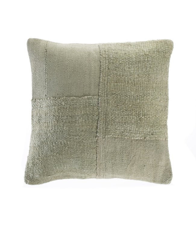 Kilim cushion - green - Turkey