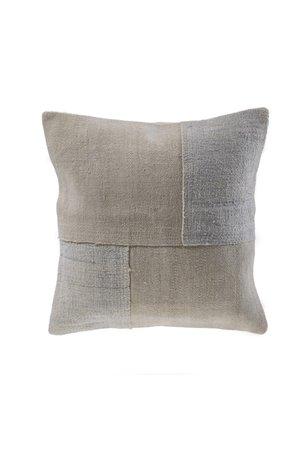 Kelim cushion - light blue - Turkey