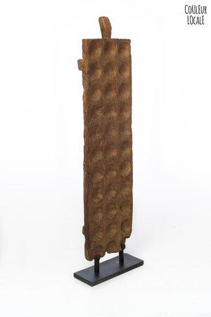 Oud Mancala spelbord, lang