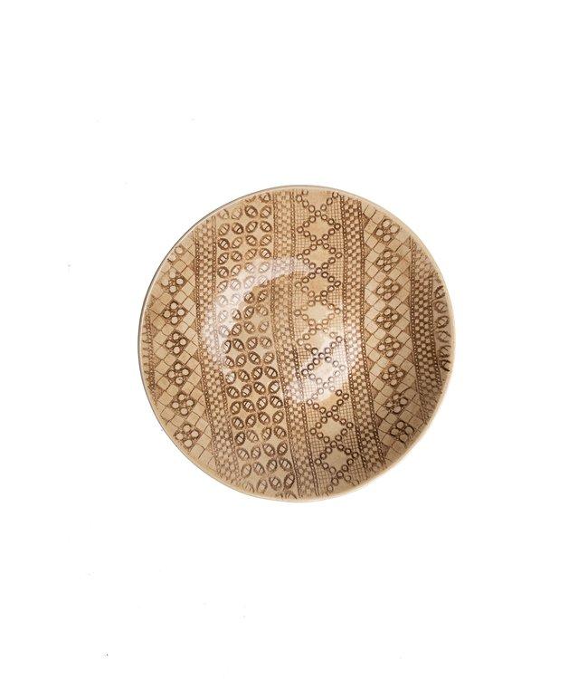 Wonki Ware Spaghetti bowl S - pattern