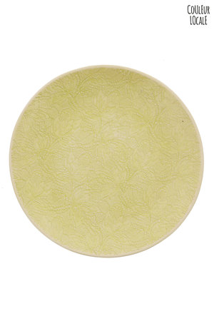 Wonki Ware Standard dinner plate - pattern
