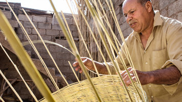 Ancient weaving techniques in Morocco