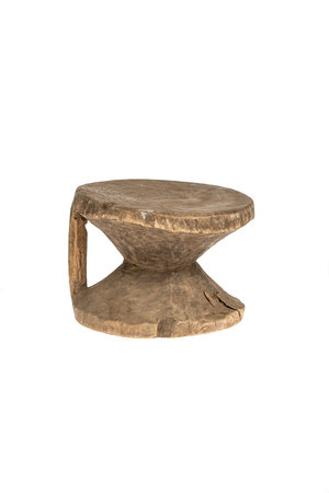 Old round stool Mossi #4
