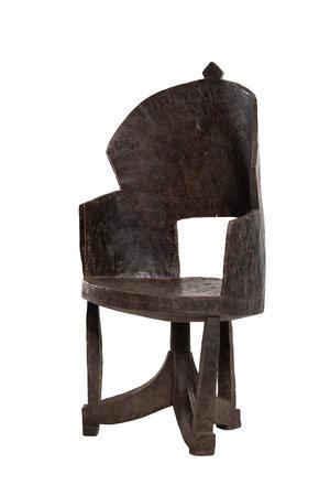 Primitieve Jimma stoel #3 -