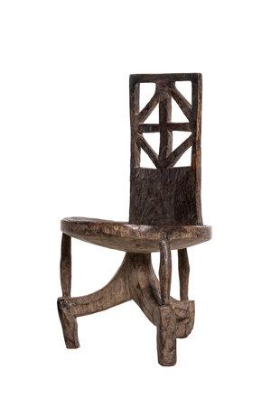 Primitieve Jimma stoel #4