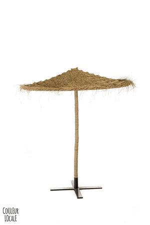 Couleur Locale Gevlochten parasol Marokko