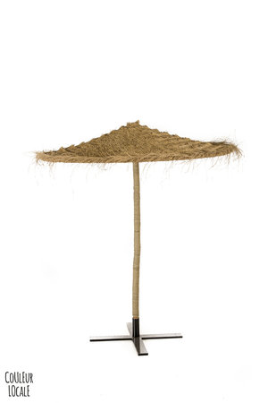 Couleur Locale Woven parasol Morocco