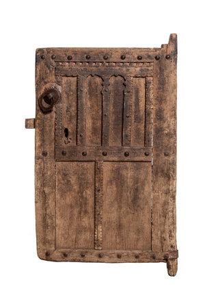 Couleur Locale Antique Berber door #2