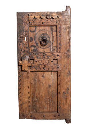 Couleur Locale Antique Berber door #3