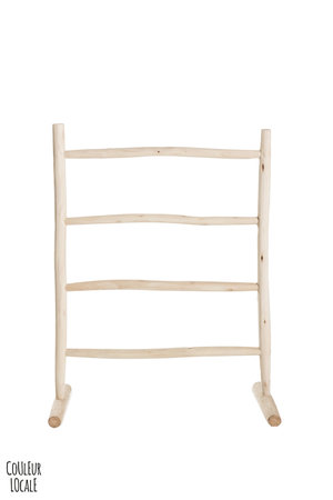 Couleur Locale Moroccan towel rack with base