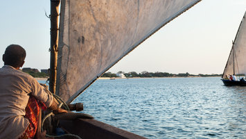 Ali Lamu, how sail gets a second life.
