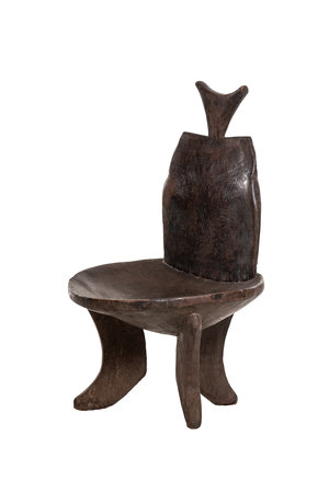 Old Jimma chair #1