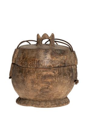 Old food bowl Tibet #14