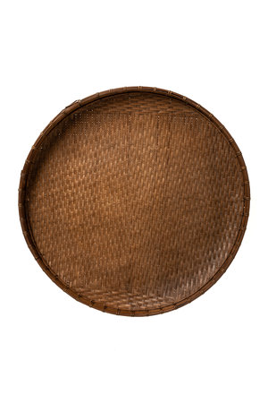 Old rice winnowing basket