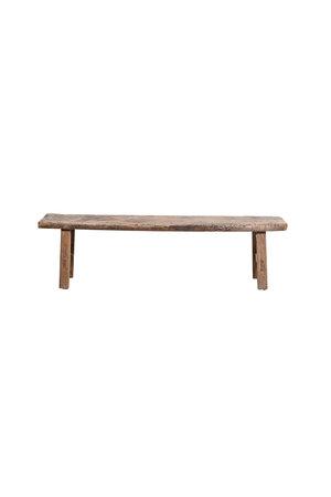 Bench elmwood 145 cm