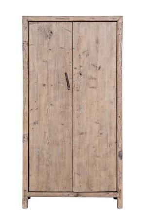 Cabinet elm wood 2- doors
