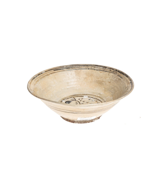 Dish bowl #4, Sukhothai 13-15th. century