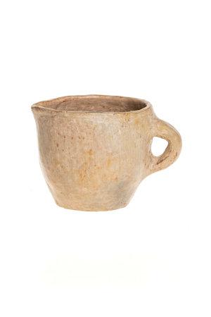 Terracotta kan - naturel