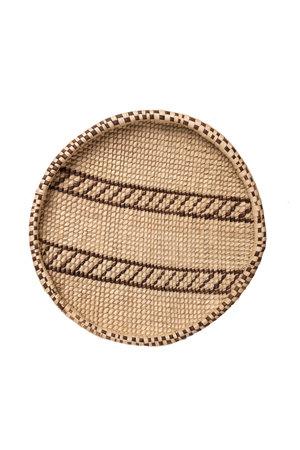 Palm leaf basket - Ø46-50cm