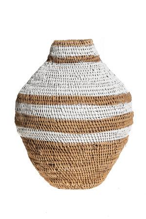 Buhera gourd white #8