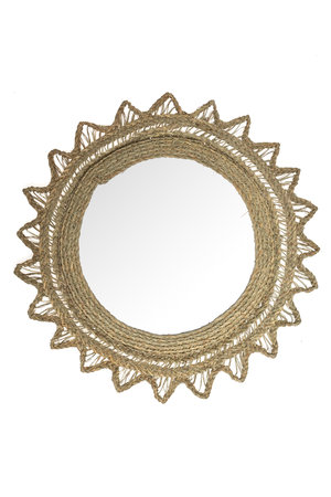 Rock The Kasbah Mirror seagrass 'Simpson'