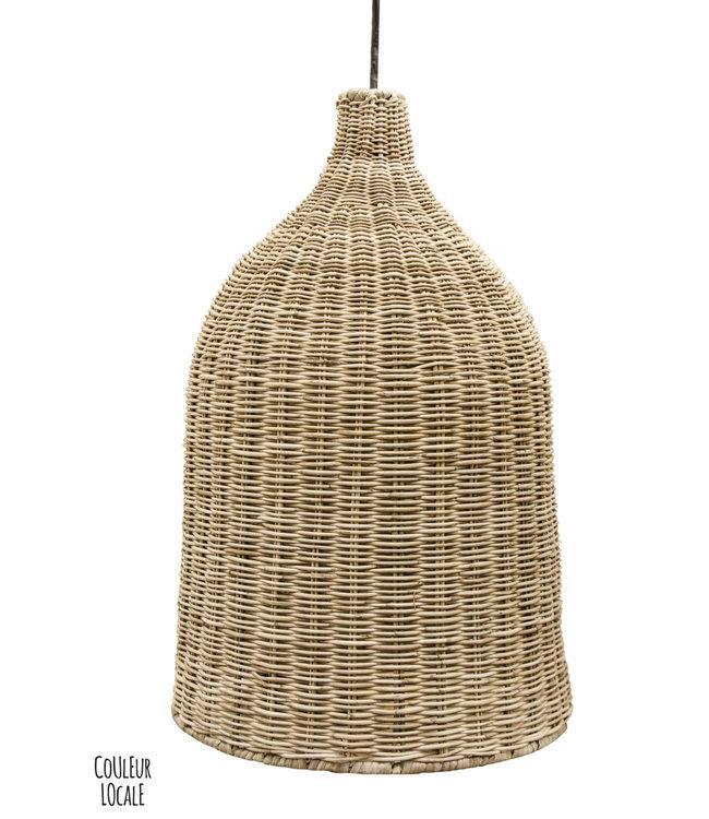Rotan hanglamp 'San Antoni'
