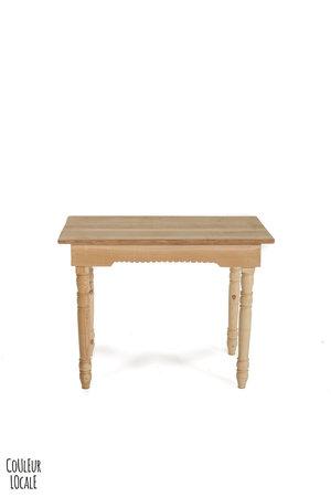Couleur Locale Table cedar wood