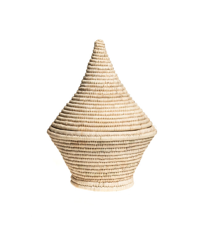 Couleur Locale Tajine basket palm